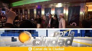 Entrega de los Premios Gardel 2016 - Por la ciudad