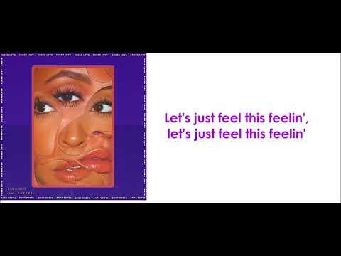 Tinashe ft. Future - Faded Love (lyrics)