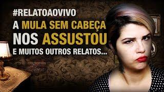 RELATO DO FOLCLORE BRASILEIRO! VEM ASSISTIR E CONCORRER A PRÊMIOS!