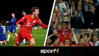 Nächster Meilenstein! So wurde Müller zum CL-Rekordspieler  | SPORT1