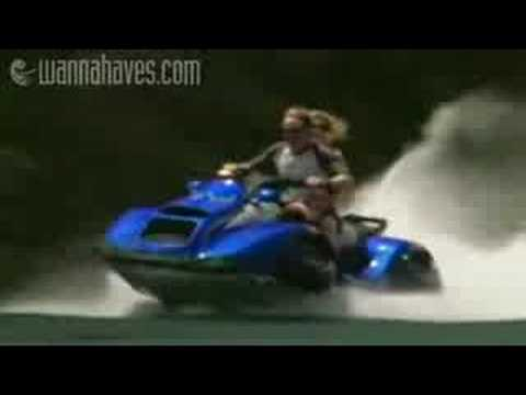 quadski jet ski quad bike combo youtube. Black Bedroom Furniture Sets. Home Design Ideas