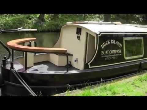 Relaxing on Lancaster Canal
