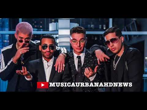 Reggaeton VS Dancehall y Trap MIX VOL. 1 (GRANDES EXITOS) | LO MAS PEGADO 2018