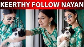 Keerthi Suresh follows Nayanthara