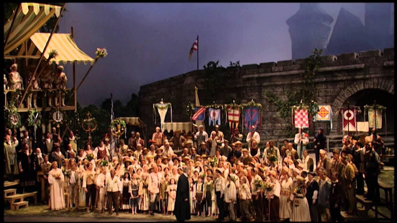 """Die Meistersinger von Nürnberg: """"Wach auf, es nahet gen den Tag"""" (Act III Chorus)"""