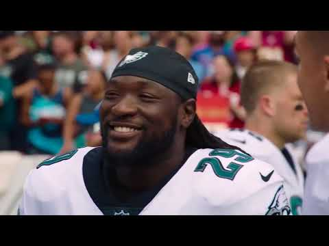 Philadelphia Eagles- Meek Mill Hype Video (Clean)