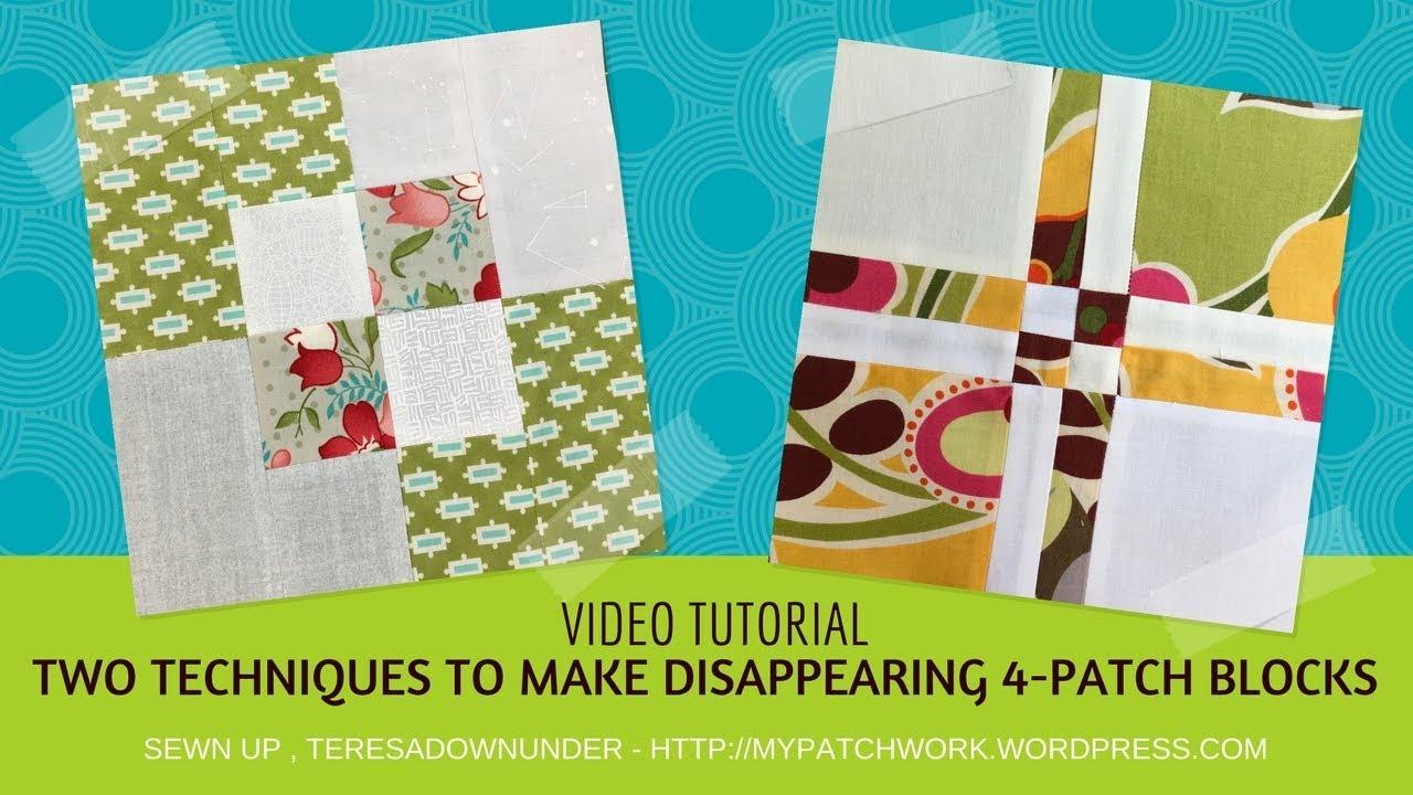 patch quilt block patterns