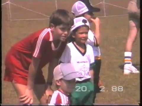 Tape 1 Arnold Archive  - 1988 (Jakarta, Baseball)