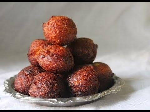 Easy Sweet Appam with English subtitle | Nei Appam paniyaram | make Sweet Appam | Instant Appam