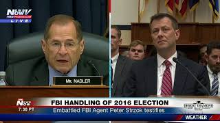 PART 1: Explosive FBI Agent Peter Strzok Hearing On Anti-Trump Bias