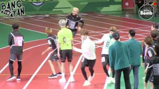 Video [ENG] 160915 [BANGTAN BOMB] BTS' Relay race @ 2016 Chuseok Special ISAC download MP3, 3GP, MP4, WEBM, AVI, FLV Maret 2018