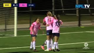 Highlights NPL NSW Women Round 7 - NWS Koalas FC v Illawarra Stingrays