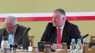 XXV sesja Rady Powiatu �askiego cz.6
