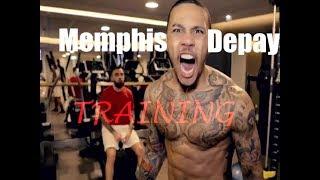 memphis Depay: A footballers Gym Workout ?     Prt 4