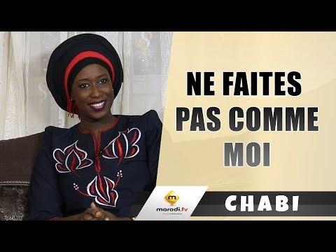 """Chabi de """"Pod et Marichou"""" lance un message touchant aux jeunes couples"""