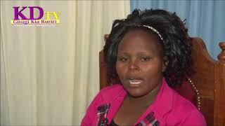 SALOME MWANGI INTERVIEW HINYA WA THAKAME YA JESU