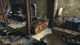 Dishonored ultra settings playthrough part 3:Target assassinated!