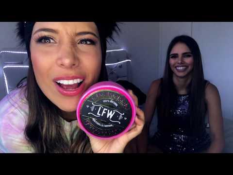 LFW cosmetics con Luisa Fernanda W