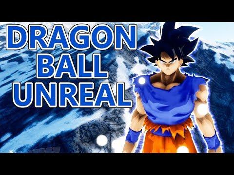 DRAGON BALL UNREAL PUBLIC DEMO 2019! Ultra Instinct Goku Dragon Ball Unreal!