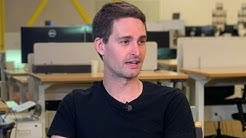 Watch CNBC's full interview with Snap CEO Evan Spiegel after reporting first-quarter earnings