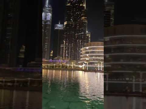 DUBAI Mall/Burj Khalifa #shorts #dubaiexpo2021 #burjkhalifa