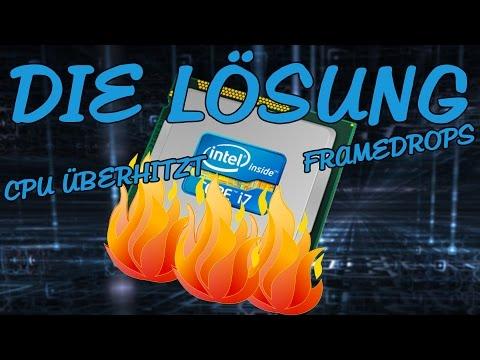 Framedrops | CPU Ist Zu HEIß | DIE LÖSUNG | German/Deutsch | [HD]
