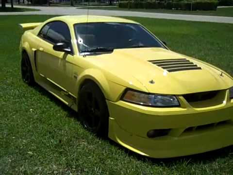 2001 MUSTANG GT STEEDA PACKAGE 4 SALE!! L@@K - YouTube