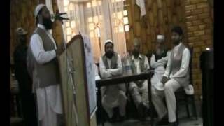 AlHuda city (Batagram Programme) Shah wali Ullah.mpg