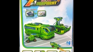 7 in 1 Changeable Solar Equipment - Kids' Toys