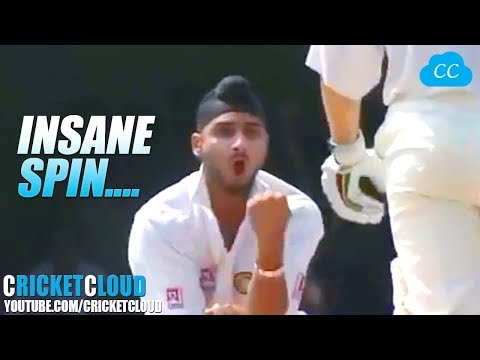 Harbhajan Singh Rips Apart Australia | 15 Wickets In 1 Match | INDvAUS 2001