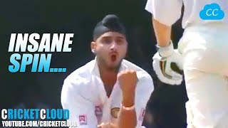 Harbhajan Singh Rips Apart Australia   15 Wickets in 1 Match   INDvAUS 2001