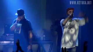 """Mind da Gap e Sam The Kid - """"És onde quero estar"""", Hard Club, SerHumano - HipHop por uma Causa 2013"""