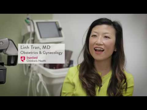 Linh Tran, MD – Obstetrics, Stanford Children's Health