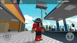 ROBLOX: virei o Vin Diesel ( NATURAL DISASTERS )
