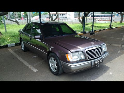 In Depth Tour Mercedes Benz E320 W124 Facelift (1995) - Indonesia