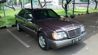 Скачать In Depth Tour Mercedes Benz E320 W124 Facelift 1995 Indonesia