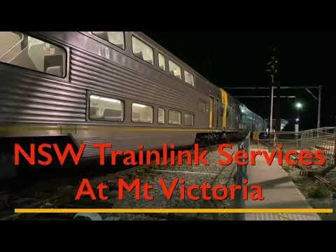 NSW Trainlink- Intercity