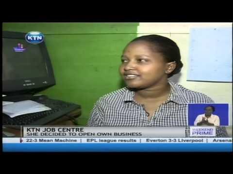 Job Centre with Dorcas Muiya