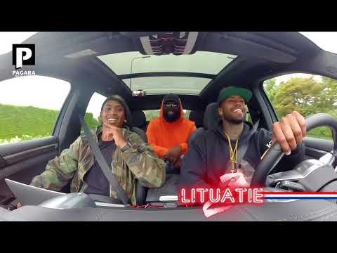 GLOWINTHEDARK: LITUATIE 2 Carpool Sessions - Philly Moré