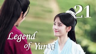 Legend of Yun Xi 21(Ju Jingyi,Zhang Zhehan,Mi Re)