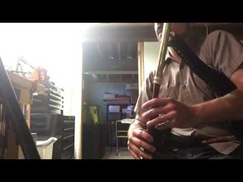 uilleann pipes