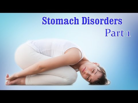 Yoga For Stomach Disorders | Better Digestion | Therapy, Exercise, Workout | Part 1