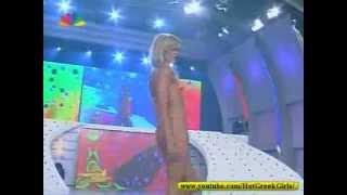No10 ΝΑΤΑΛΙ ΘΑΝΟΥ NATALI THANOY Playboy Greek Playmates Awards 2007