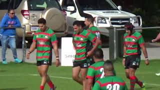 Snr 2nds E.Rabbitohs vs F.Roosters 2018