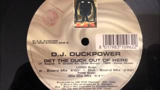 DJ Duckpower - Get The Duck Out Of Here