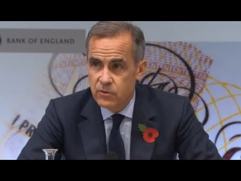 The Bank of England (BoE) | Inflation Report press conference (02 Nov 2017)