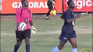 Kaseem Wedderburn Jamaican Goalkeeper 2013-16