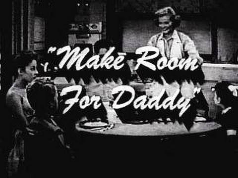 CBS Make Room for Daddy-Danny Thomas Show 1959