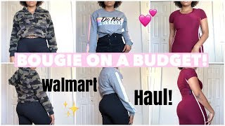WHAT I GOT FOR $40 AT WALMART! | Try-On Haul
