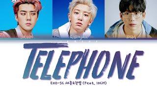 Download Mp3 Exo-sc 세훈&찬열 - Telephone  척   Feat. 10cm   Color Coded Lyrics/han/rom/eng/가사